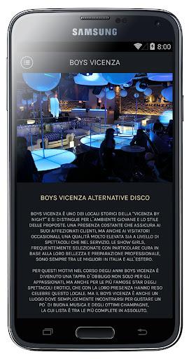 Boys Vicenza