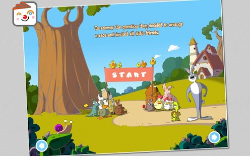 Children Stories - Rabbit Lite - screenshot thumbnail