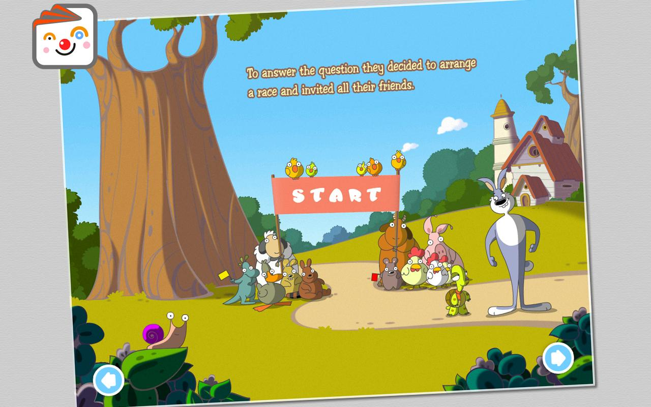 Children Stories - Rabbit Lite - screenshot