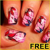 Nail Art design flower ideas