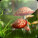 3D Mushroom (PRO) logo