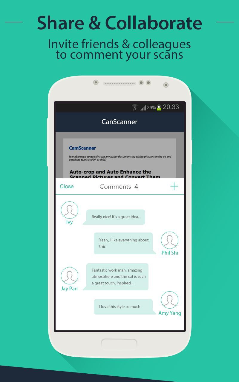 CamScanner (License) screenshot #5