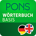 PONS Dictionary German BASIC icon