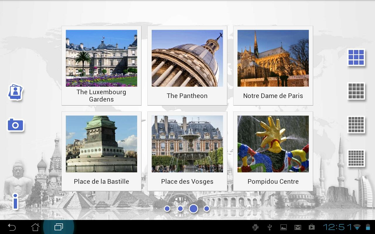 Jigsaw Guide to Paris- screenshot