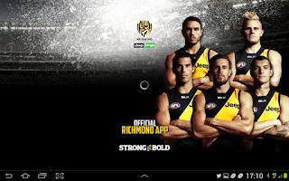 Screenshot of Richmond Official App