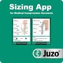 Juzo Sizing App Free logo