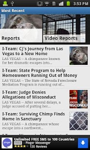 George Knapp & 8NewsNOW I-Team- screenshot thumbnail