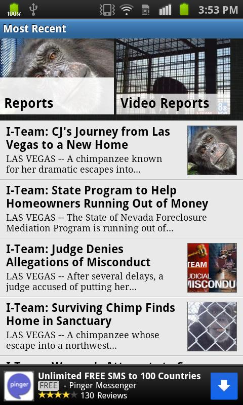 George Knapp & 8NewsNOW I-Team- screenshot