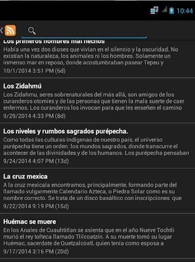 Mitos y Leyendas Méxicanas