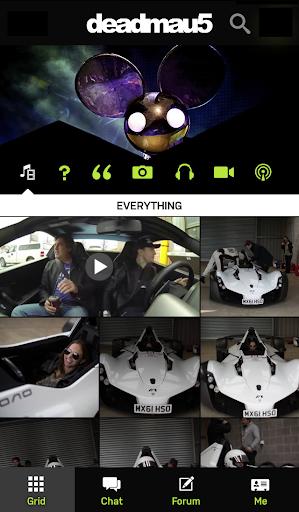 【免費娛樂App】deadmau5-APP點子