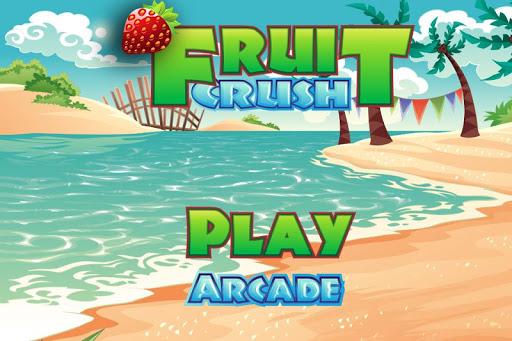 フルーツクラッシュ- スワイプマッチ Fruit Crush