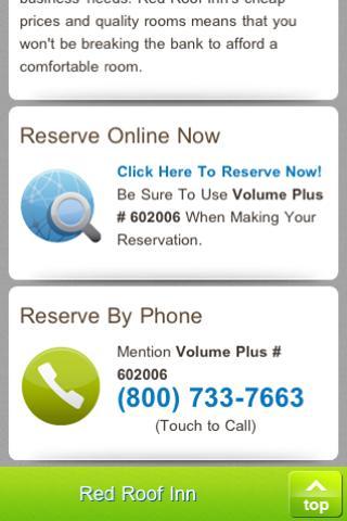 ABN Hotels - screenshot