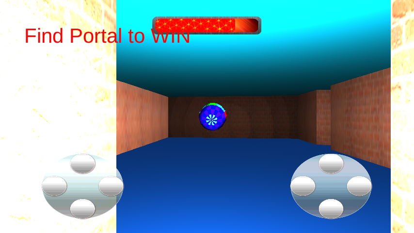 Maze 3D Android Game Developer- screenshot