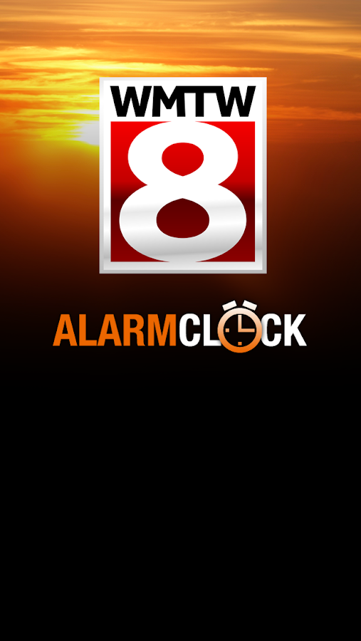 Alarm Clock WMTW 8 Portland - screenshot
