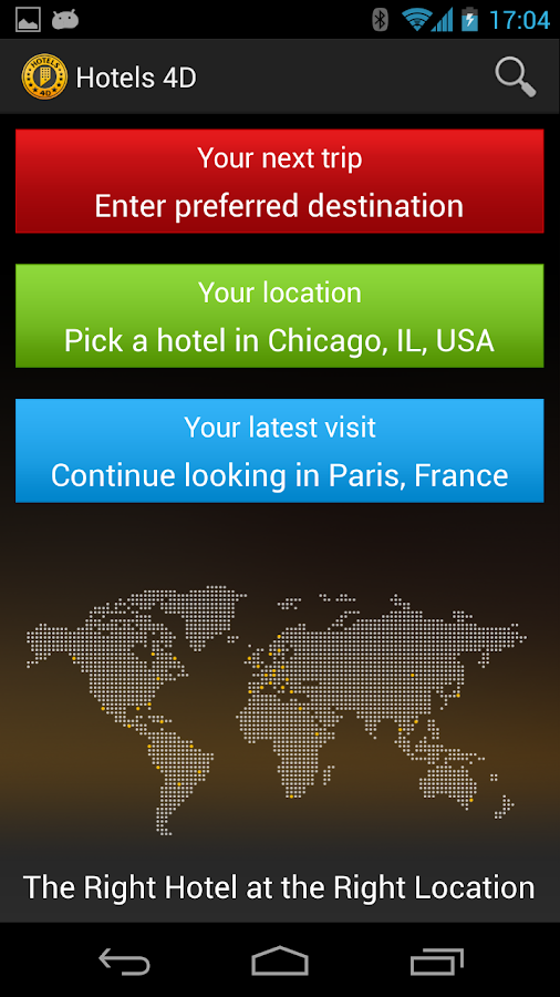 Hotels 4D - screenshot