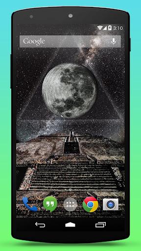 Illuminati Live Wallpaper