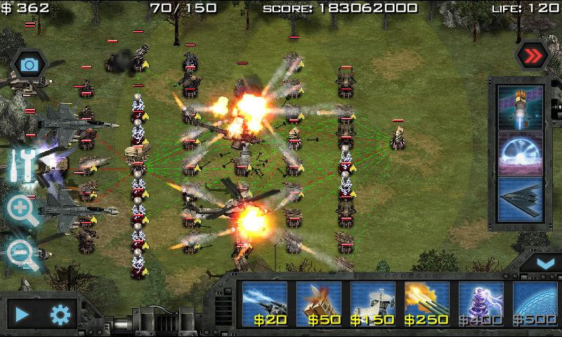 Soldiers of Glory: Modern War - screenshot