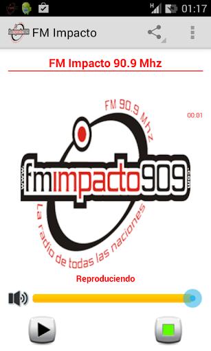 FM Impacto 90.9 Mhz