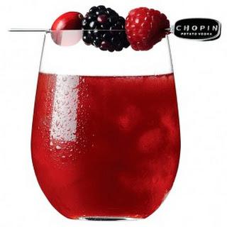 Chopin Red Wine