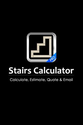 Stairs Calculator PRO