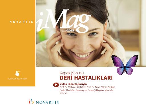 Novartis iMag