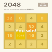 2048, the famous game