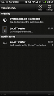 Loud Tweeter - screenshot thumbnail