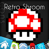 Retro Shroom Apex/Nova Icons