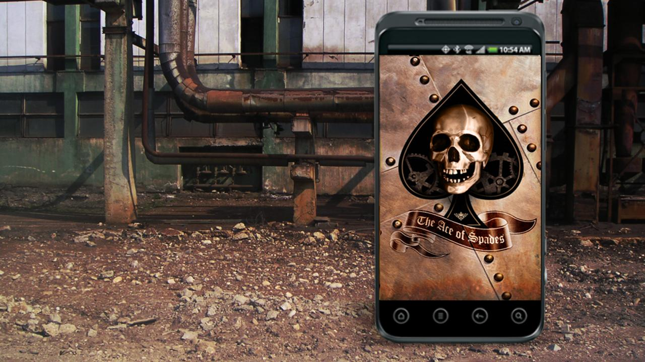 Steampunk Live Wallpaper - screenshot