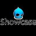 Drupal Showcase logo