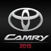2015 Camry 360 App