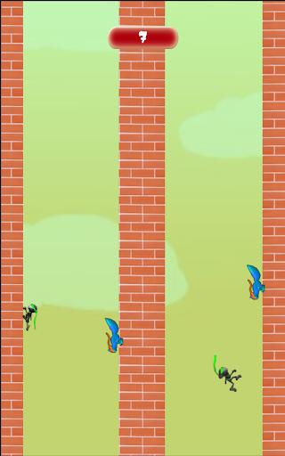 【免費冒險App】Make Stickmans Climb-APP點子