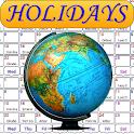 Holiday Calendar icon