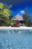 Screenshot of Caribbean Beach Live Wallpaper