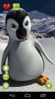 Screenshot of Pepe, the penguin