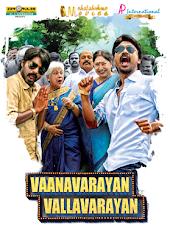 Vanavarayan Vallavarayan