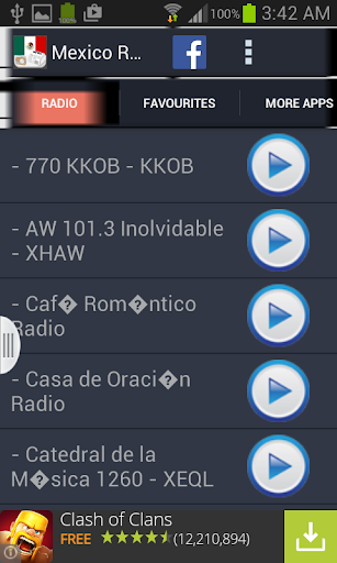 Mexico Radio News