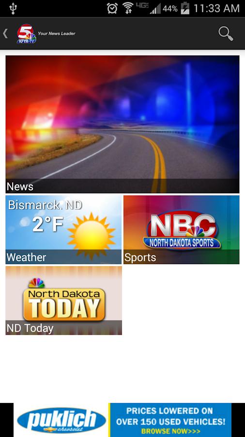 KFYR-TV Mobile News - screenshot