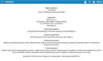 Screenshot of Právník365 - Vzory smluv 2013