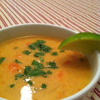 Thai Lentil Soup.