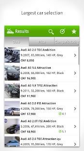 Car Market Switzerland- screenshot thumbnail