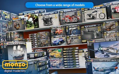 MONZO - Digital Model Builder APK screenshot thumbnail 7