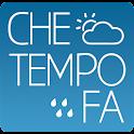 """Meteo GRATIS """"Chetempofa"""" icon"""