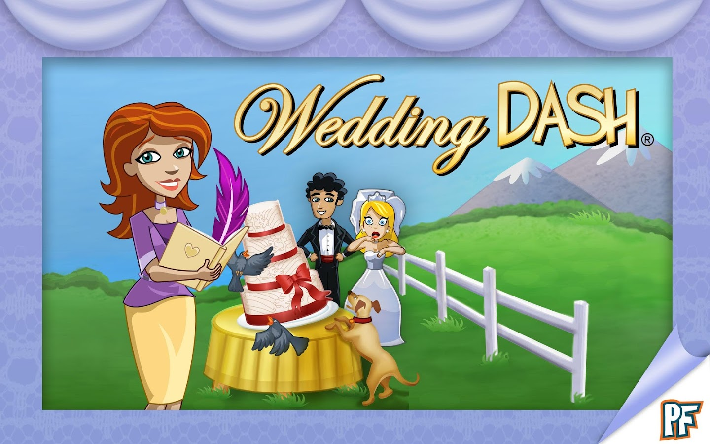 Wedding Dash - screenshot