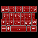 Red Keyboard Skin icon