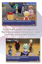 FINAL FANTASY IV: AFTER YEARS Screenshot 15