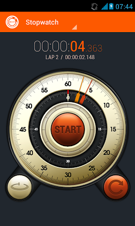 Stopwatch Timer 2.0.8.4 screenshot 277873