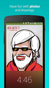 LokLok: Draw on a Lock Screen- screenshot thumbnail