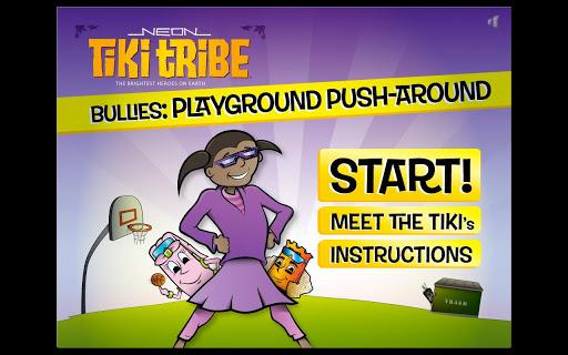 Neon Tiki Tribe: Bullies FREE