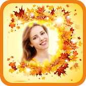 Autumn Photo Frames